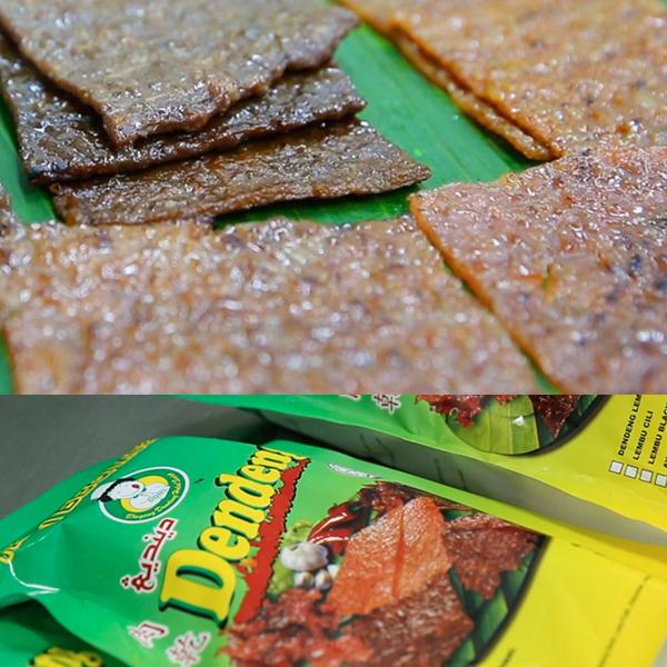 Dendeng House Halal BBQ Meat Online Food Delivery and Pick